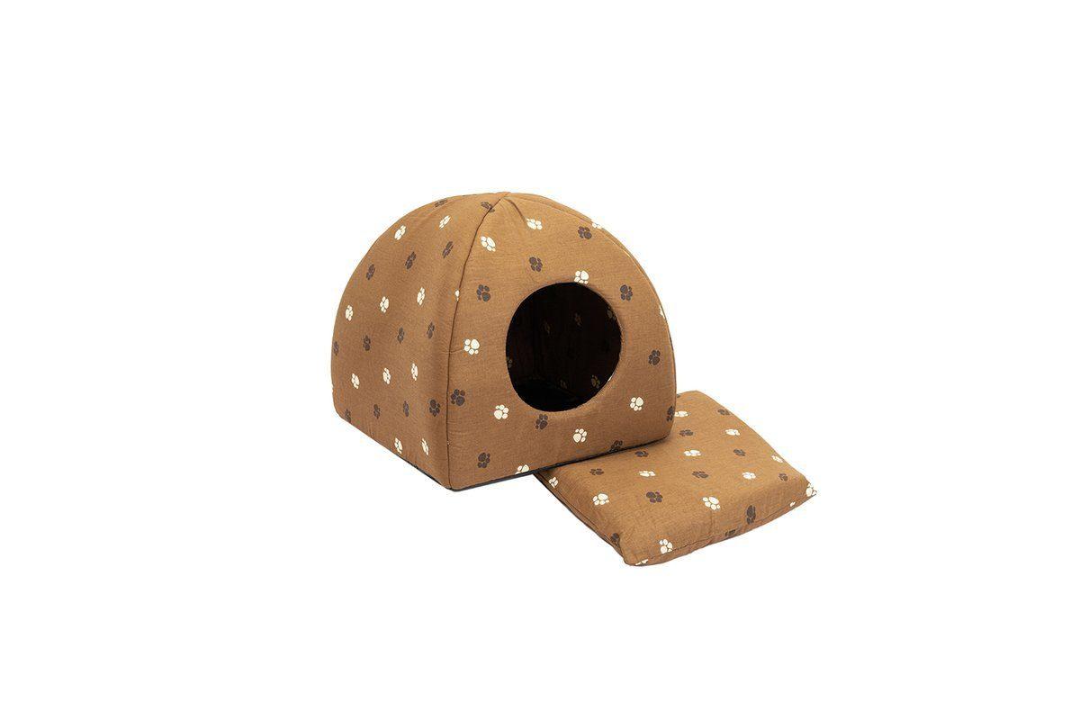 Дарэлл 9632кор Домик мягкий с подушкой