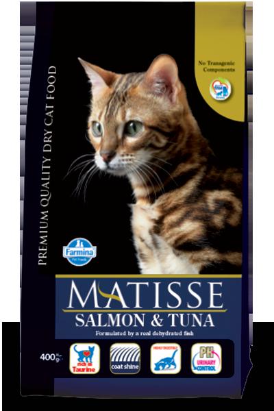 Farmina MATISSE лосось с тунцом для кошек