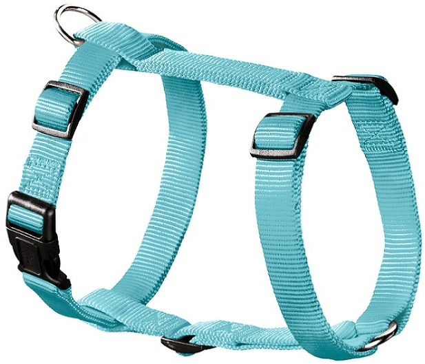 Hunter Smart шлейка для собак Ecco Sport S (30-45/33-54 см) нейлон бирюзовый