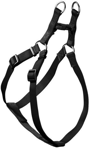Hunter Smart шлейка для собак Ecco Квик M (46-65/48-70 см) нейлон черная