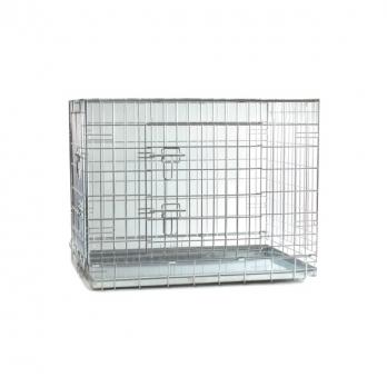 Beeztees Клетка для собак стальная 121*78*84см