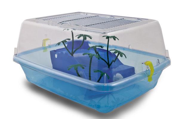 Террариум для черепах MP-Bergamo ELBA MEDIA (46*35*20см)