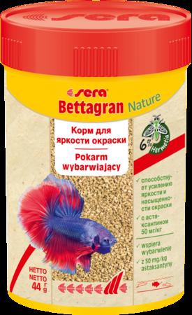 Sera Bettagran 50мл. корм для рыб-петушков