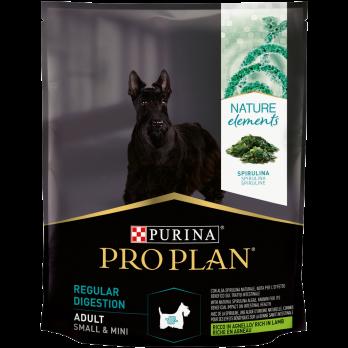 Pro Plan NATUR EL для взрослых собак мелких пород ягненок 700 г