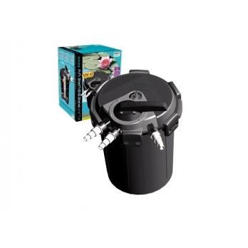 AQUAEL Напорный фильтр со стерилизатором KLARPRESSURE UV 8000 - для пруда объемом 8000л.