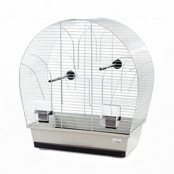 Клетка InterZoo  P-021 TINA ZINC (510х280х550мм), для птиц, прут цинк