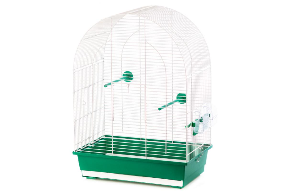 Клетка InterZoo  P-041 LUSI II (450х280х630мм), для птиц