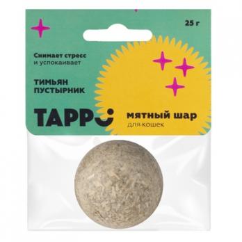 Tappi Мятный шар с тимьяном и пустырником
